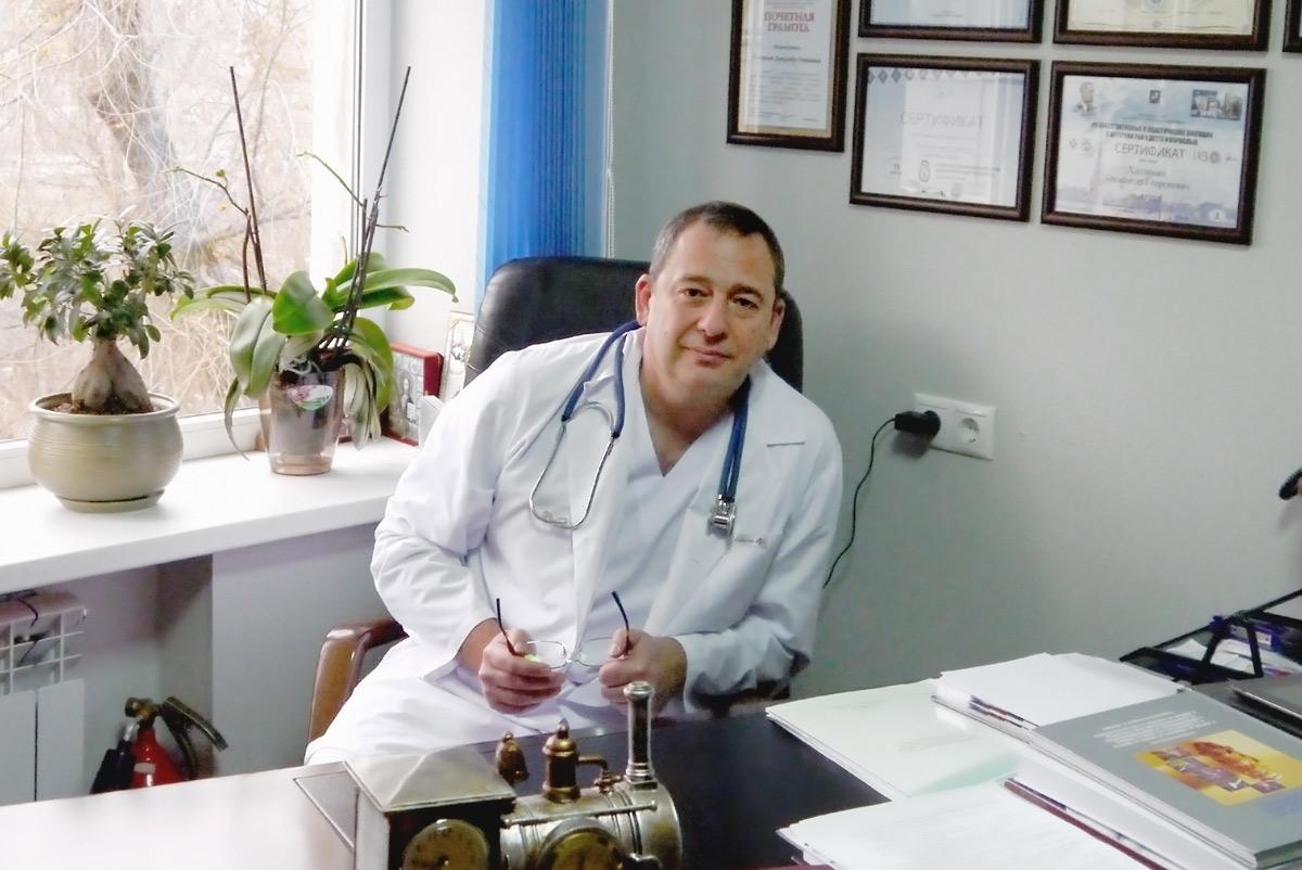 Хитарьян александр георгиевич сайт ростов областная больница на западном