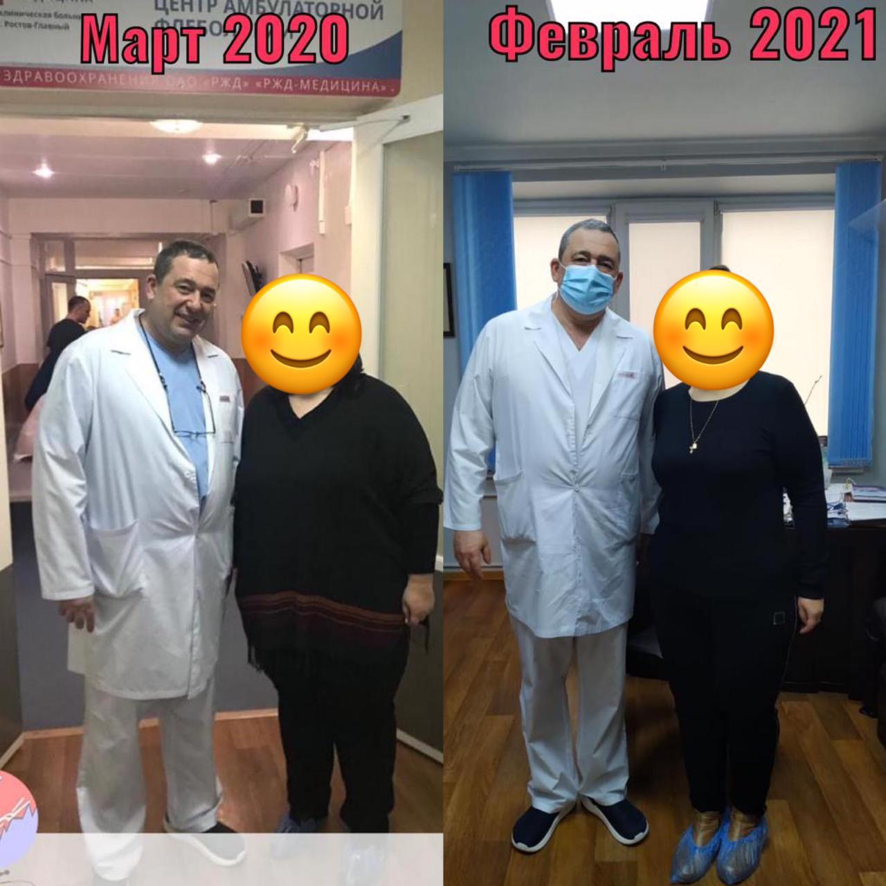 -35 кг и излечение от сахарного диабета за полгода!