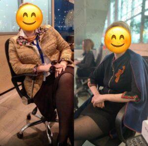 - 45 кг за 2 года у нашей пациентки! 😍