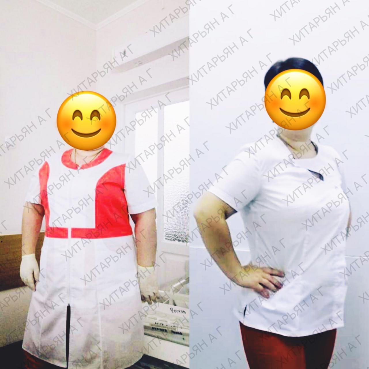 А вот и наша прекрасная бариатрическая пациентка с эффектным результатом 👉  -40 кг за 7 месяцев! 🙌